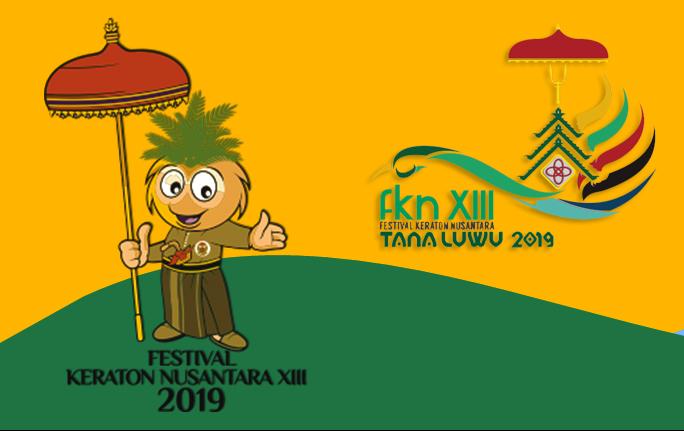 FESTIVAL KERATON NUSANTARA XIII TANA LUWU 2019